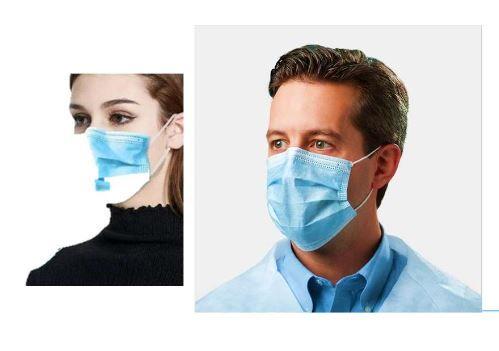 Jednorázové zdravotní roušky certifikované