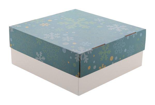 Dárková papírová krabička CreaBox Gift B s potiskem