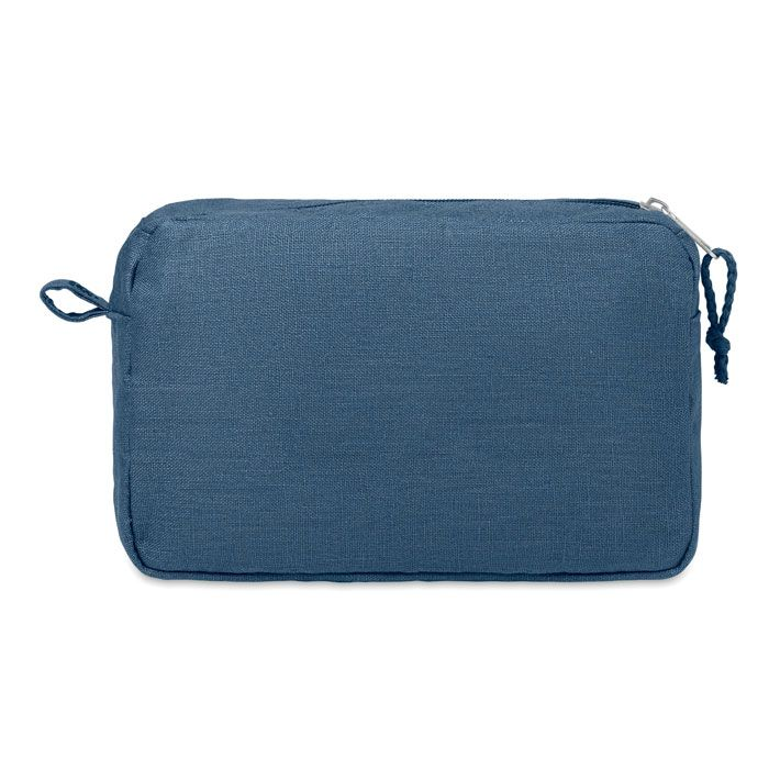 NAIMA COSMETIC eco kosmetická toaletní taštička modrá