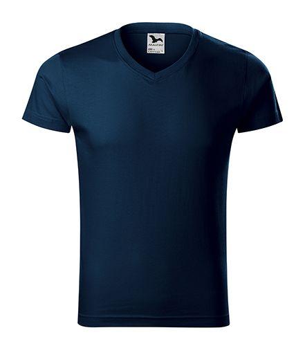 Pánské triko Slim Fit V-neck 20 ks