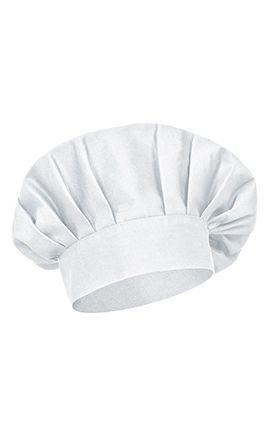 Coulant kuchařská čepice bílá, vhodná pro potisk