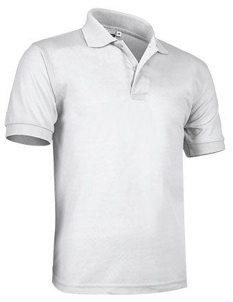 Bílé polo tričko s límečkem Patrol vhodné pro reklamní potisk
