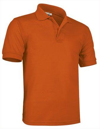 Oranžové polo tričko (polokošile) Patrol k potisku