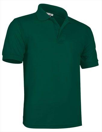 Zelené polo tričko (polokošile) Patrol k potisku
