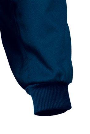 ROPPER montérková kombinéza modrá, detail rukávu