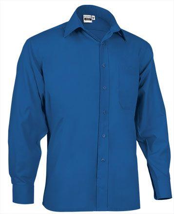 Pánská košile s dlouhým rukávem Oporto 250 ks