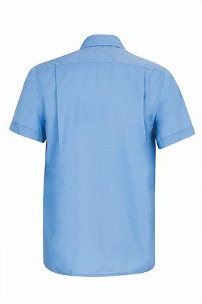 Pánská košile s krátkým rukávem Oporto - 250 ks