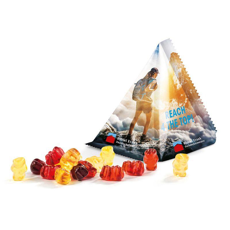 Želé bonbóny Pyramid 1500 ks
