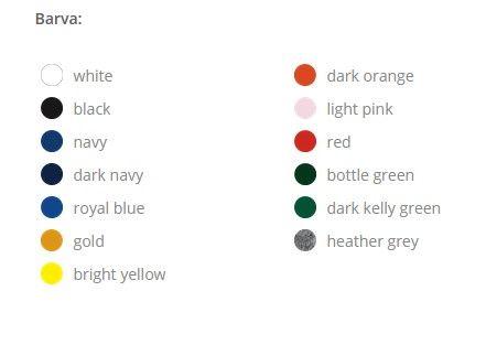 Dámské tričko Keya MC180 barevné 50ks
