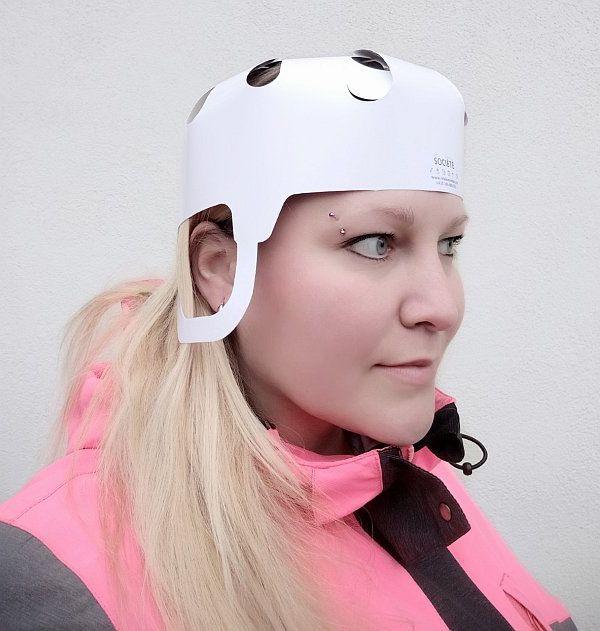 Papírová helma 1000 ks