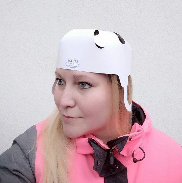 Papírová helma 2000 ks