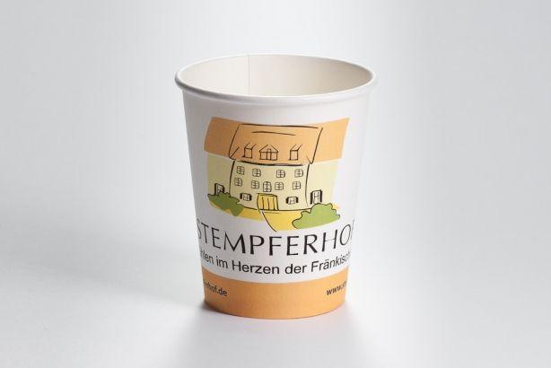 Papírové kelímky COLD CUPS 350ml (12 oz) 500ks
