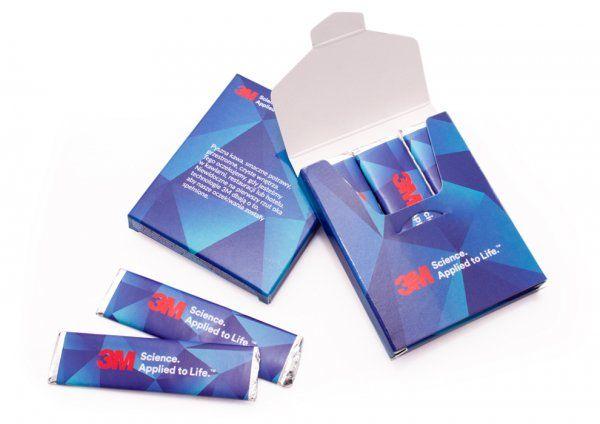 Žvýkačky 9 kusů plátkové 1000 ks