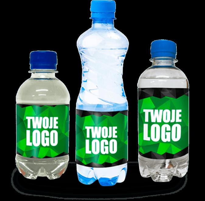 Reklamní voda 330 ml