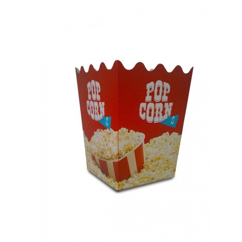 Krabička na popcorn velikost S - 1000ks