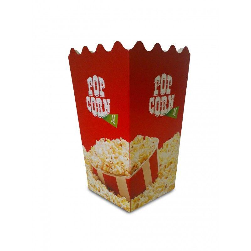 Krabička na popcorn velikost M