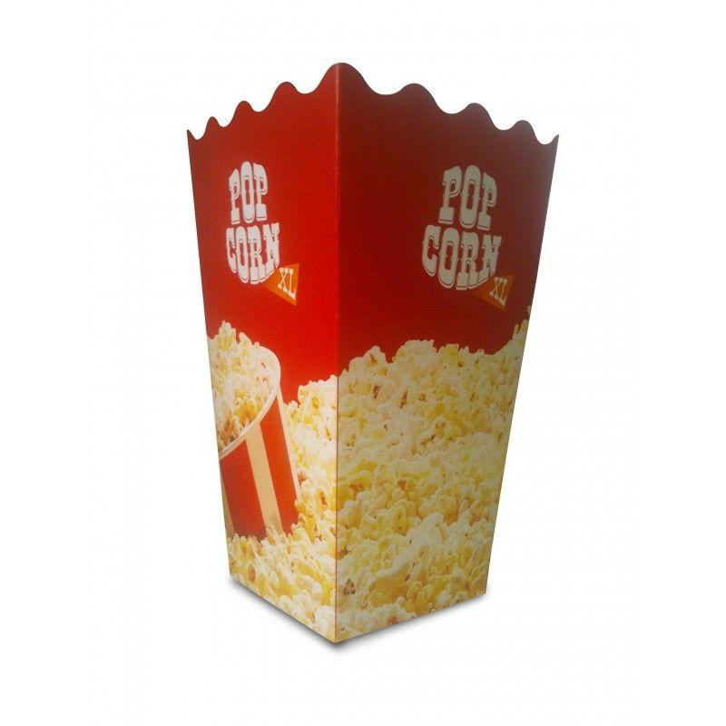 Krabička na popcorn velikost XL - 1000ks