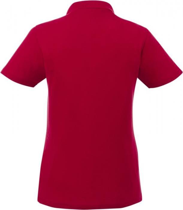 Dámské reklamní polo tričko Liberty, červené