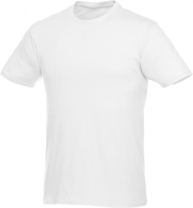Pánské tričko Heros bílé s potiskem 25ks