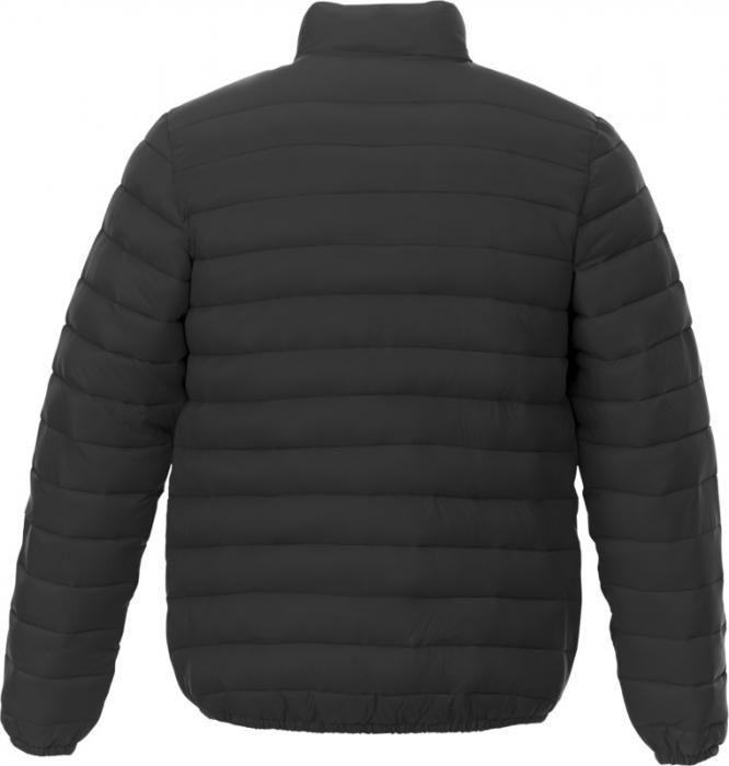 Pánská zateplená reklamní bunda Athenas, černá