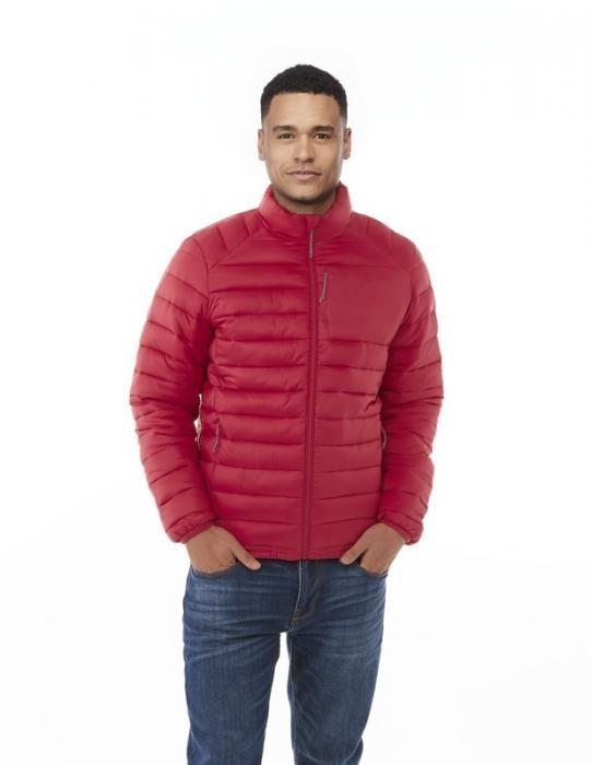 Pánská zateplená reklamní bunda Athenas, červená