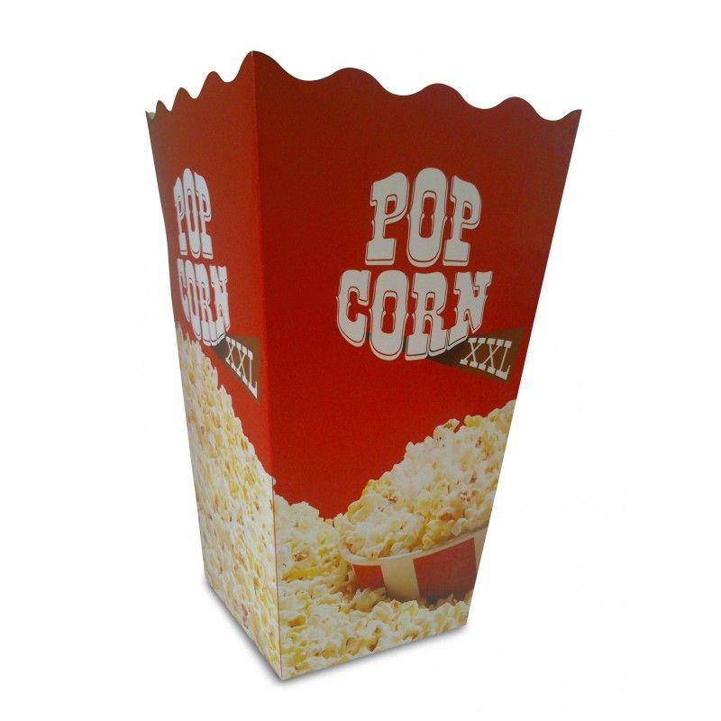 Krabička na popcorn velikost XXL - 1000ks