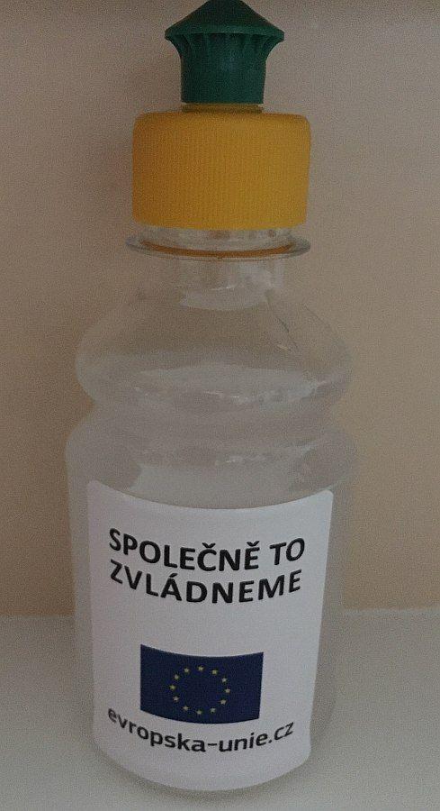 Virucidní gel na ruce 200ml SKLADEM