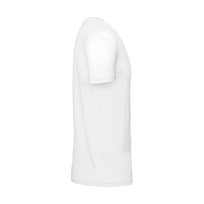 Bavlněné tričko BC 0015 bílé 30ks
