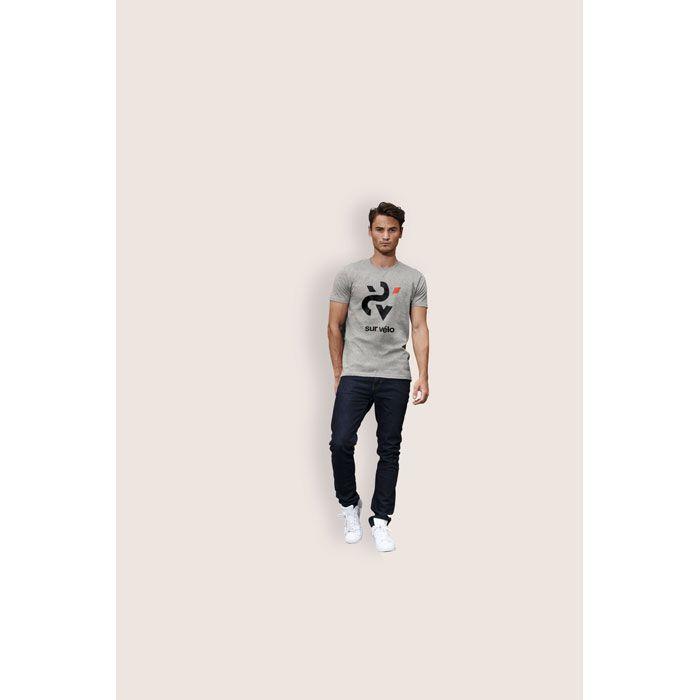 Bavlněné tričko BC 0015 bílé