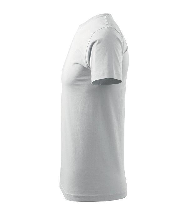 Adler Basic 129 pánské triko bílé 20 ks