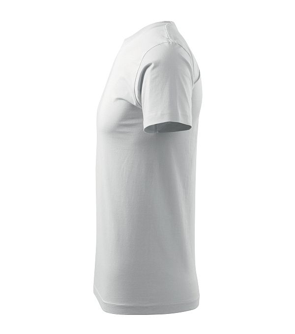 Adler Basic 129 pánské triko bílé 10 ks