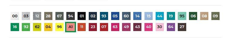 Malfini Basic 134 dámské triko skladem vzorník barev