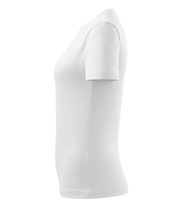 Adler Basic 134 dámské triko bílé 10 ks
