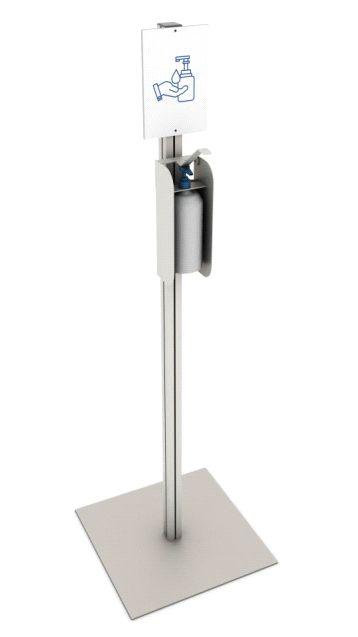 Jednoduchý stojan s dávkovačem