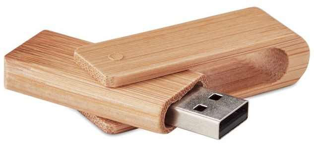USB disk bambus 16 GB - 30ks