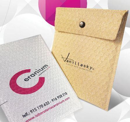 Recyklované obálky C5 lesklé - 5000 ks