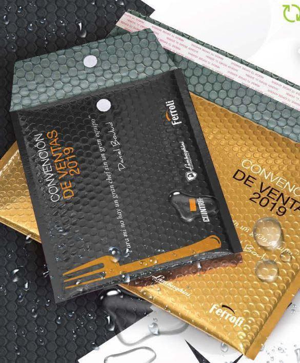 Recyklované obálky 16,5cm lesklé - 5000 ks
