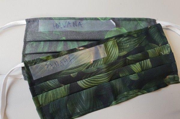 Ochranná rouška Havana na gumičky 500ks