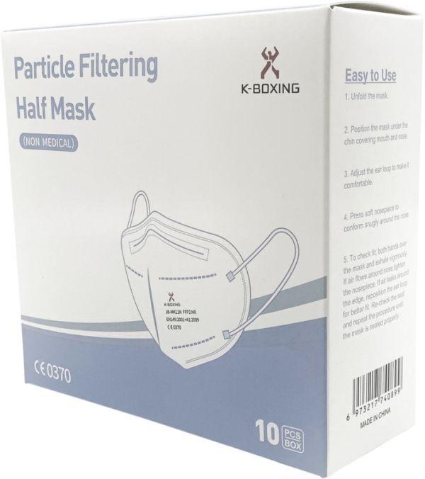 Antivirové respirátory FFP2 pro reklamní potisk
