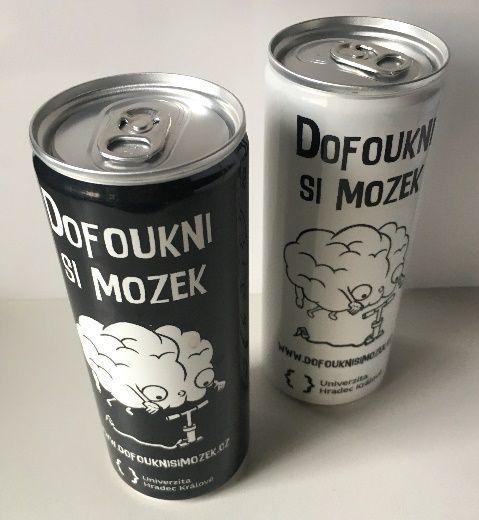 Energy drink v plechovce 250 ml - 504 ks