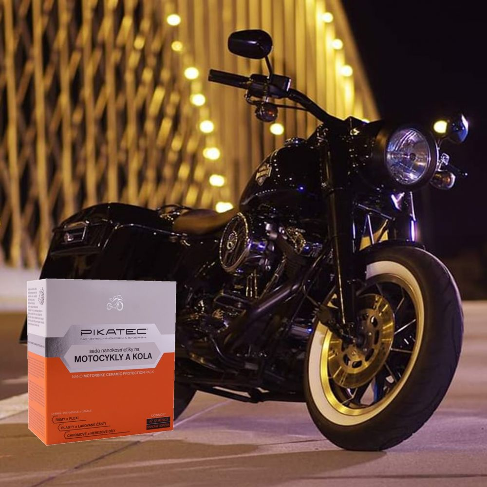 Pikatec sada na motorky, jízdní kola
