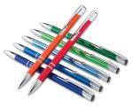 Reklamní propisky kovové COSMO - slim, různé barvy