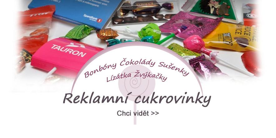 Reklamní sladkosti